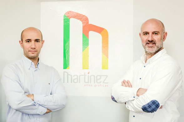 imprenta gráficas Martínez